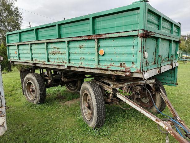 Sprzedam maszyny rolnicze przyczepa, brony, sadzarka, pług