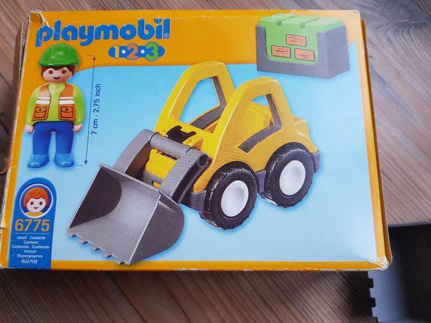Koparka Playmobil