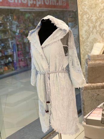 Женский банний халат Акция!1400 грн