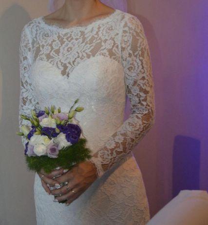 Piękna suknia ślubna Sposabella !!!