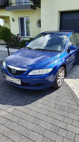 Mazda 6 1.8 benzyna