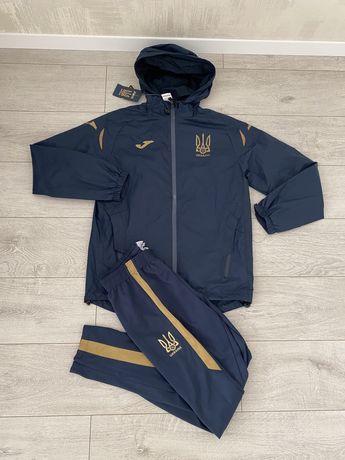 Joma косплект болоньевая куртка ветровка сб Украины Nike adidas