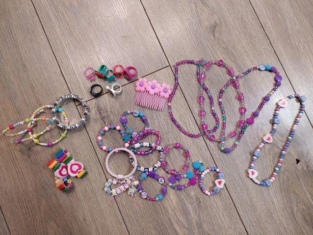 Zestaw biżuterii dla dziewczynki