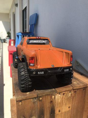 Rc crawler Axial scx10