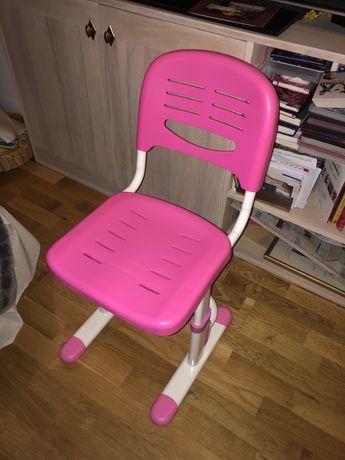Krzesło biurowe dziewczęce