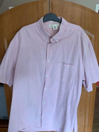 Koszula z krótkim rękawem H&M