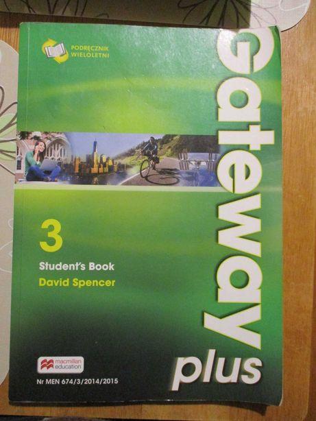 Gateway plus 3, podręcznik wieloletni do języka angielskiego