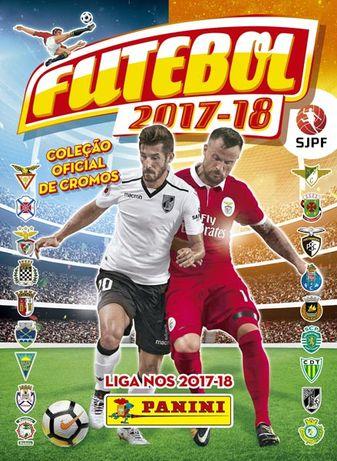 Cromos Futebol 2017-18 Panini