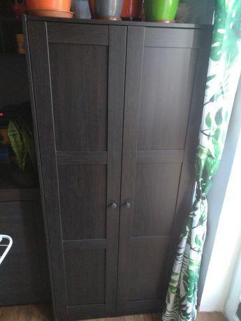 Szafa Ikea czarna