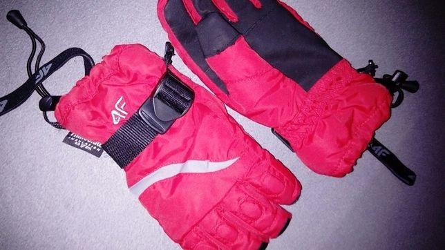 4F rękawie narciarskie 152/156