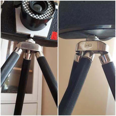 Zabytkowy statyw do aparatów analogowych MEI