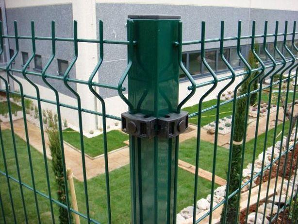 Panele ogrodzeniowe Kompletne ogrodzenie TANIO