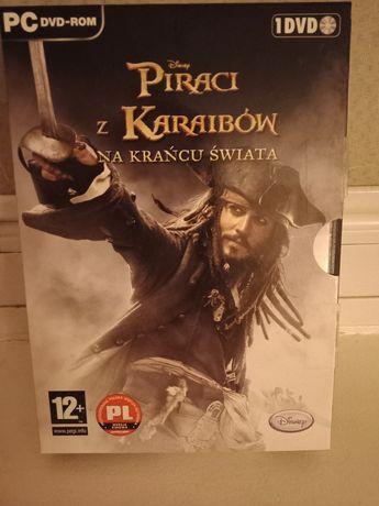 """Gra """"Piraci z Karaibów-Na krańcu świata"""""""
