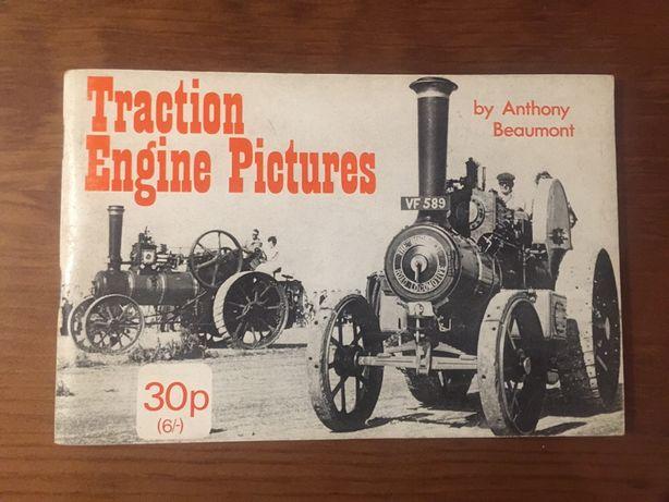Livro: Traction Engine Pictures - Imagens de tractores ferroviários