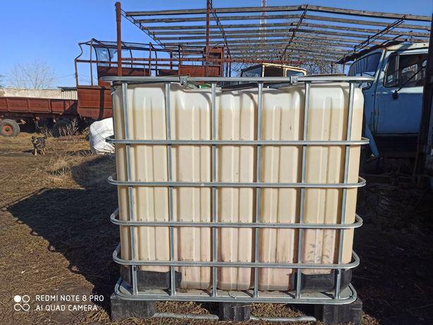 Еврокуб для воды 1000 литров