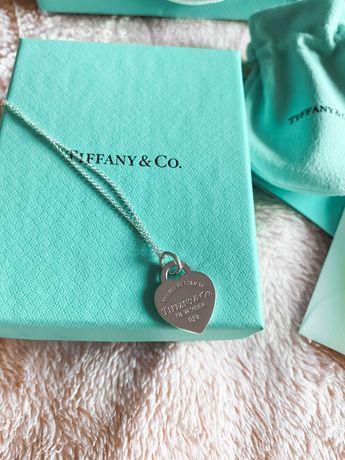 Подвеска  на цепочке Tiffany оригинал