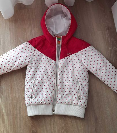Весенняя куртка на девочку в идеальном состоянии,  128-134