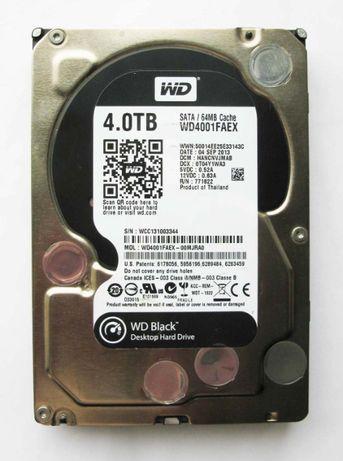 WD Black 4TB SATA3 (Новый)