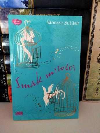 Smak miłości Vanessa St. Clair