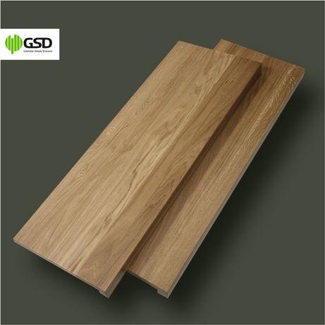 Schody stopień DĄB 22/45x330x1000mm dębowe LITE drewniane GDYNIA