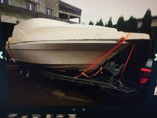 Jacht motorowy-Skorupa jachtu CONDOR Carat do sprzedaży