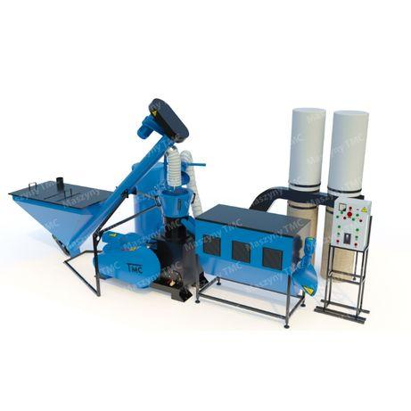 Linia do pelletu/peleciarka TMC/ granulator LDG-3000 KOMBI/25 Kwt