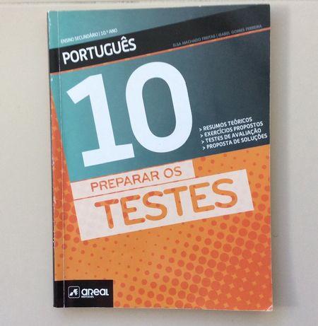 Português 10.o Ano - Preparar os testes