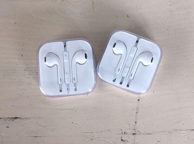 Оригинальные б/у наушники Apple EarPods 3,5 из комплектов iphone
