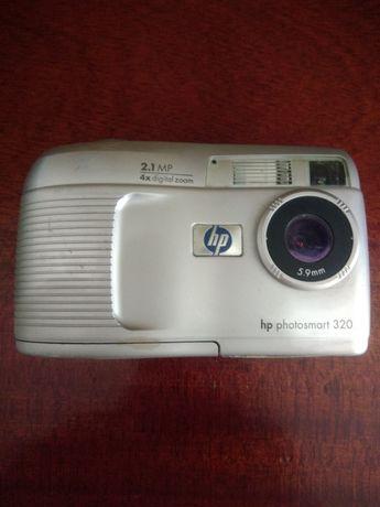 Câmera digital Hp