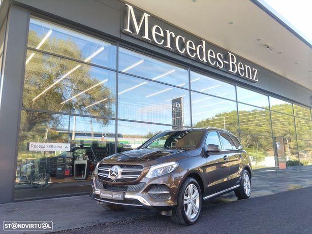 Mercedes-Benz GLE 350 d 4-Matic