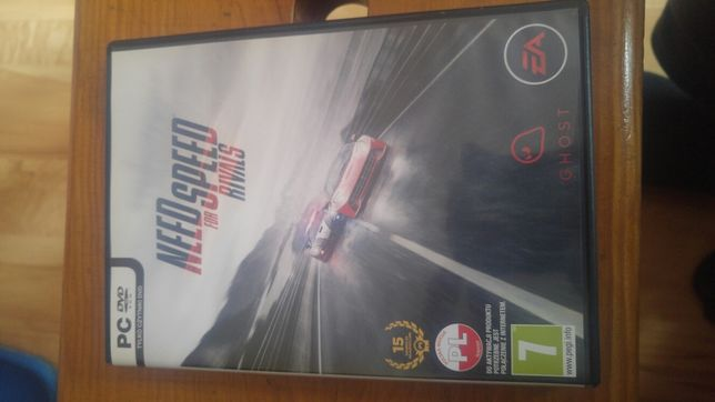Gra Need For Speed Rivals