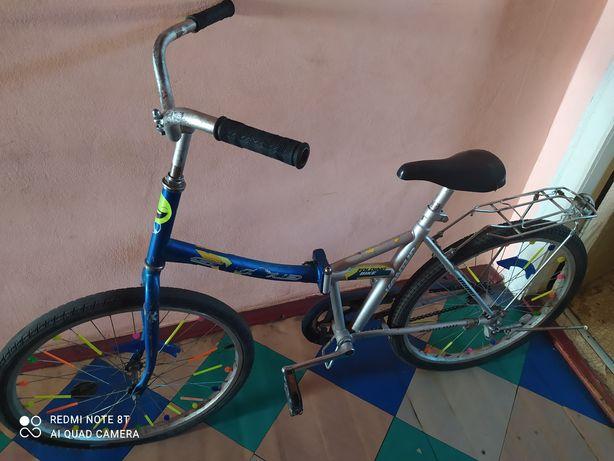 Велосипед. Велосипед салют