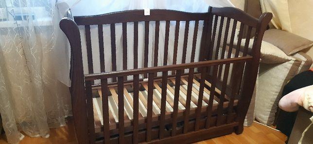 Дитяче ліжечко (кроватка детская) Соня-ЛД-15 ТМ Верес