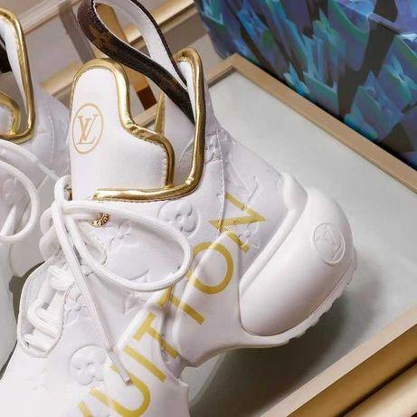 Louis Vuitton  sneakersy nowe r. 38