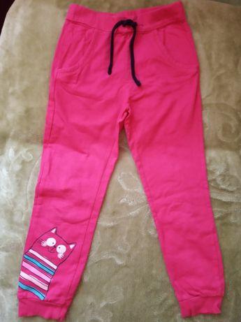 Spodnie dresowe roz128