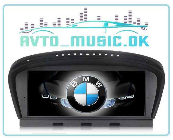 Магнитола BMW e60, e90 Android, GPS, USB, CIC, CCC