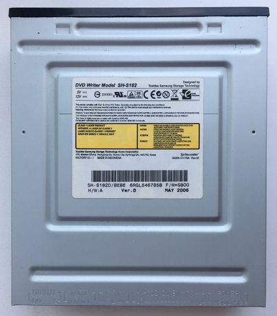 Привод DVD-RW Samsung робочий, перевірений