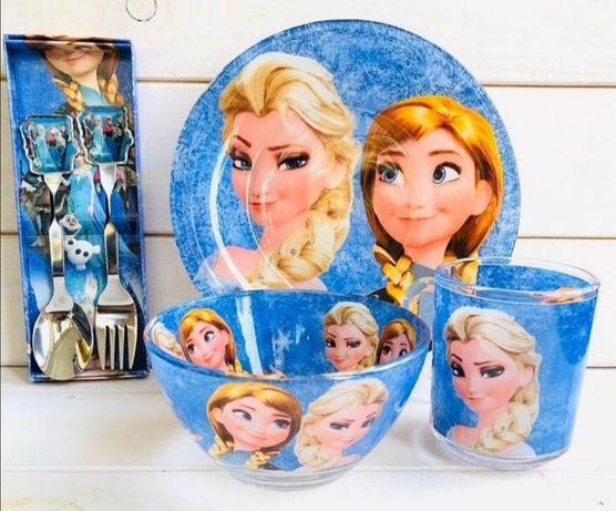 Подарочный набор детской посуды Мимимишки, Щенячий патруль