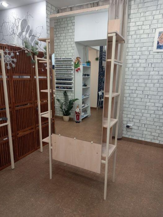 Рабочее место для парикмахеров двухстороннее, регулируемое б/у. Киев - изображение 1