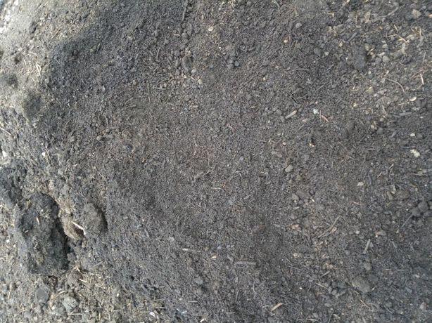 Ziemia czarna ogrodowa kompost oświęcim małopolska śląsk