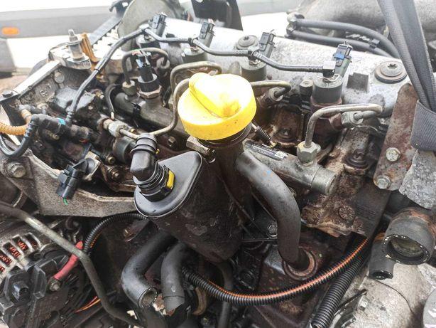 Мотор коробка Renault Trafic Laguna2 рено трафик