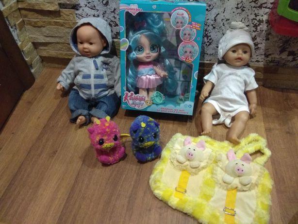 Куклы, simba, беби Бон, Хетчималс