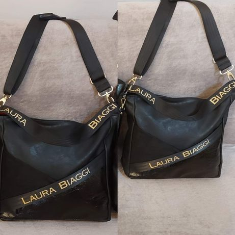 Damska torebka firmy Laura Biaggi. A4!