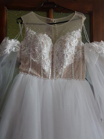 Suknia ślubna Nowa kolekcja 2021