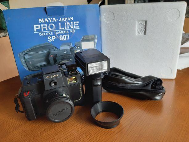 Câmara fotográfica SP-907 Pro Line