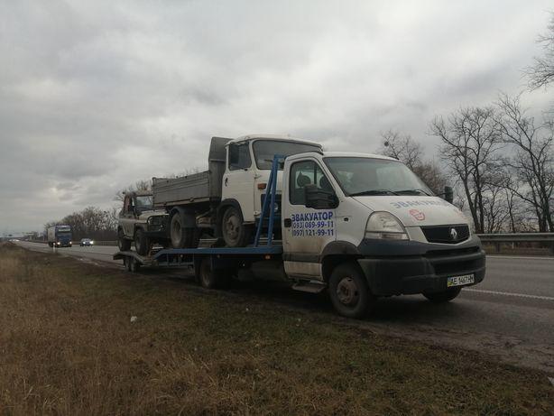 Автовоз-Эвакуатор с адресной доставкой по Украине!