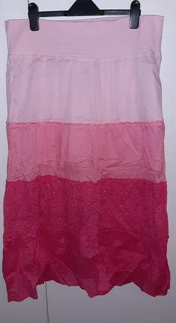 Bawełniana spódnica bonprix bpc 46-50 nowa