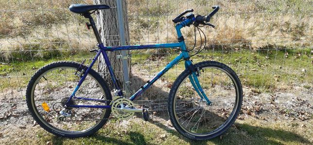 Rower MTB koła 26'.