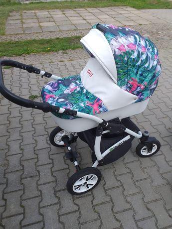 Wózek dziecięcy 3w1 BabyLux