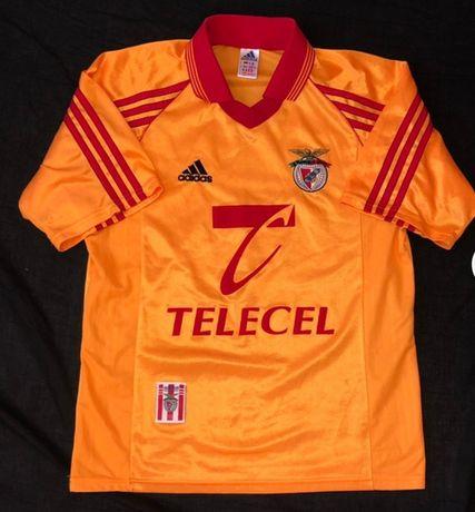 Camisola Benfica Clássica 1998/1999